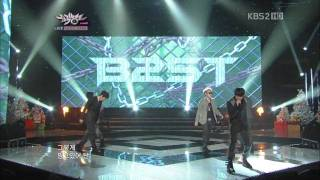 getlinkyoutube.com-111223 KBS2 Music Bank 年末結算特輯 Beast-Fiction