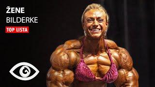 getlinkyoutube.com-TOP 10: Extremno Nabildovane Zene
