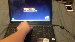 getlinkyoutube.com-How to Reset Toshiba Satellite Laptop to Factory Settings