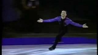 getlinkyoutube.com-Rudy Galindo -1997 Legends of Figure Skating