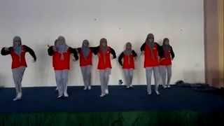 Girls- tari modern + tradisional by EXEINS