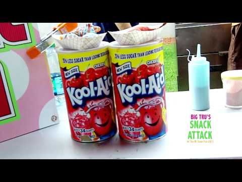Big Tru's Snack Attack: NC State Fair 2011