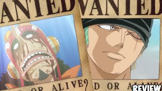 getlinkyoutube.com-One Piece 801 ワンピース Manga Chapter Review/Reaction- New Straw Hat Bounties! Final War Hype & Lucci