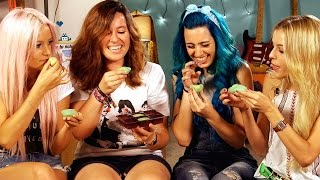 getlinkyoutube.com-Sweet California - Probando chuches con Gominuke (Vlog)