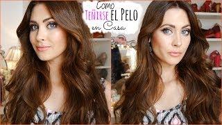 getlinkyoutube.com-Como Teñirse/Pintarse el Pelo en casa (Color, tips) How I dye my hair at home