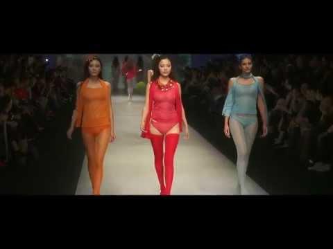 CERVIN Paris au Shanghaï Salon mode internationale 2014