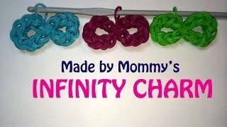 getlinkyoutube.com-Infinity Symbol Charm Without the Rainbow Loom