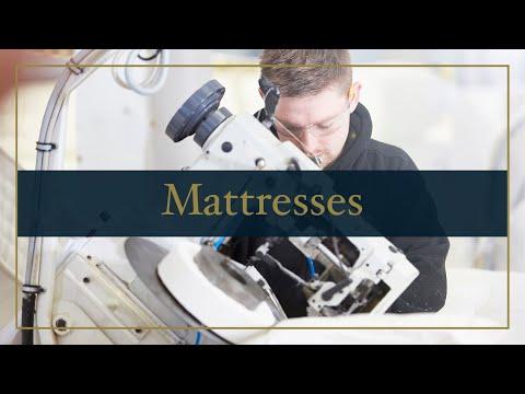 Bekijk hoe een Somnus matras wordt gemaakt
