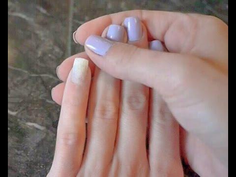 Como alongar as unhas usando sal e em poucos minutos