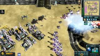 getlinkyoutube.com-CnC Red Alert 3 Upheaval 2 1.512 Tower Defence with commentary