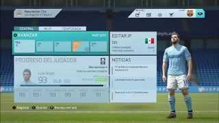 getlinkyoutube.com-FIFA 16 /Como subir tu jugador al 100 en modo carrera!!!