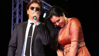 Manju Warrier & Shahrukh khan at Kalyan Jewellery Inauguration Dubai