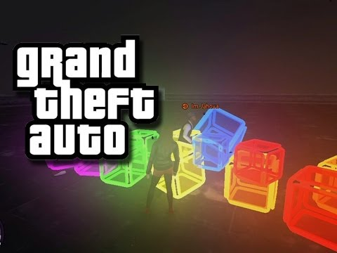 GTA - MODDED Funny Moments 6!  (Dubstep Glitch Falls!)