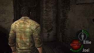 getlinkyoutube.com-Resident Evil 4 - The Last Of Us mod - DEMO