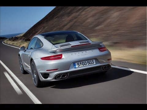 "New Porsche 911 ""991"" Turbo S (Motorsport)"