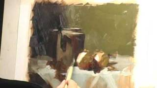 getlinkyoutube.com-Qiang Huang painting still life