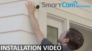 getlinkyoutube.com-Samsung SmartCam HD Outdoor: Installation Video