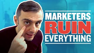Gary Vaynerchuk Explains: How Marketing Works