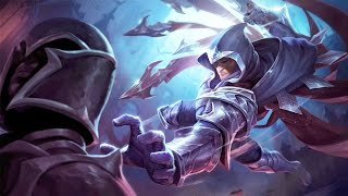 getlinkyoutube.com-Wingsofdeath Play Talon vs Zed Mid Preseason Ranked Challenger LOL S6