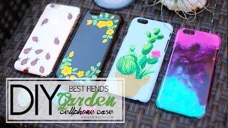 getlinkyoutube.com-DIY Sharpie Paint Cellphone Case - Best Fiends | ANN LE