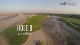 Al Zorah Golf Club: Par 3 Challenge