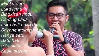 duet romantis gerry mahesa-tasya rosmala terbaru 2017 full muskurane new pallapa width=