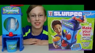 SLURPEE DRINK MAKER 7 ELEVEN | COLLINTV