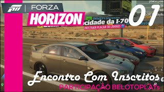 getlinkyoutube.com-FORZA HORIZON - ENCONTRO DE CARROS - BELOTOPLAYS E INSCRITOS