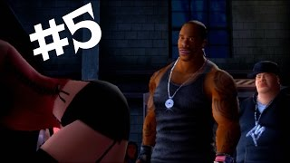 getlinkyoutube.com-He Tried To Steal My Girl! Tag Team Tournament! - Def Jam: Fight for NY Gameplay Walkthrough Part 5
