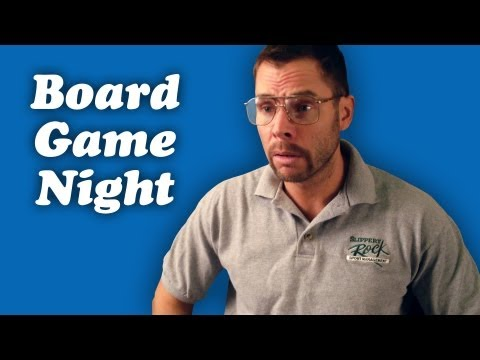 PITTSBURGH DAD: BOARD GAME NIGHT