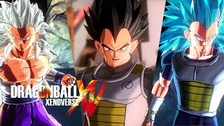 getlinkyoutube.com-Dragon Ball Xenoverse TOP FIVE Transformation Mods [#2]