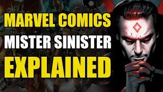 getlinkyoutube.com-Comics Explained: Mister Sinister