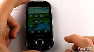 getlinkyoutube.com-Unlock Samsung i5500 Galaxy 5 & Galaxy 550