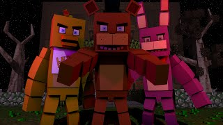 Minecraft: MANSÃO DO FIVE NIGHTS AT FREDDY'S! (Série Desafios)