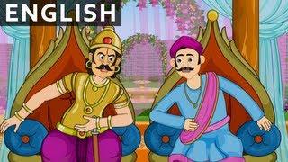 getlinkyoutube.com-Root Of Rassagulla  - Tales of Tenali Raman - Animated/Cartoon Stories For Kids