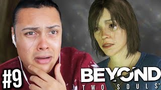 getlinkyoutube.com-WARNING: YOU WILL CRY! MEETING MY REAL MOTHER !!! (Beyond Two Souls PS4) #9