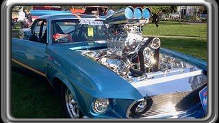 getlinkyoutube.com-Street Machine and Muscle Car Nationals (2016) Pomona, CA