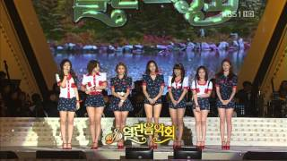 getlinkyoutube.com-16.10.2011 Open Concert T-ARA: Roly Poly; I'll Go Crazy Because Of You