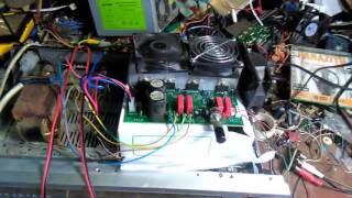 getlinkyoutube.com-Kit amplificator 2x150W - De la Mivarom