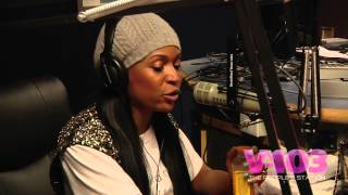 "getlinkyoutube.com-Marlo Hampton Discusses Being Friends With Her Friend's ""Enemy"" - The RCMS"