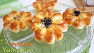 getlinkyoutube.com-Çiçek Poğaça Tarifi