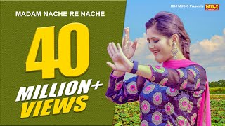 getlinkyoutube.com-Brand new Haryanvi Dj Songs | Madam Nache Re Nache | Pawan Gill, Anjali Raghav Haryanvi Dance 2015