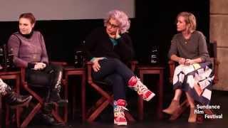 getlinkyoutube.com-Power of Story: Serious Ladies at 2015 Sundance Film Festival