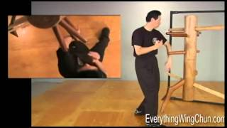 getlinkyoutube.com-Preview - Samuel Kwok - Wing Chun Vol 5 - WOODEN DUMMY