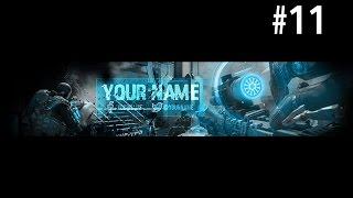 getlinkyoutube.com-Epic Free Call Of Duty Youtube Banner (PSD) 2015 #11