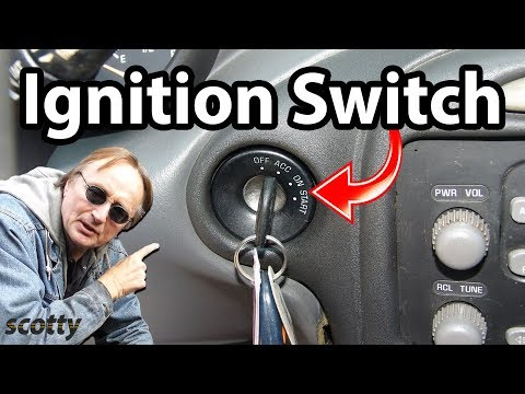 Fixing A Broken Ignition Switch