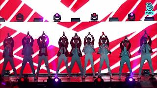 SEVENTEEN- Seoul Music Awards (2018) Performances width=