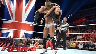 getlinkyoutube.com-AJ Lee vs. Brie Bella: Raw, November 10, 2014