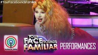 "getlinkyoutube.com-Your Face Sounds Familiar: Melai Cantiveros as Cyndi Lauper - ""Girls Just Wanna Have Fun"""