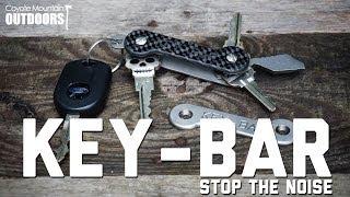 getlinkyoutube.com-Key-Bar - The Greatest EDC keychain ever!